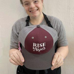 Rise & Nye's Trucker Hat
